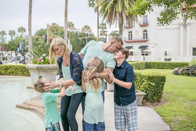 The Adams/Kelloway Family