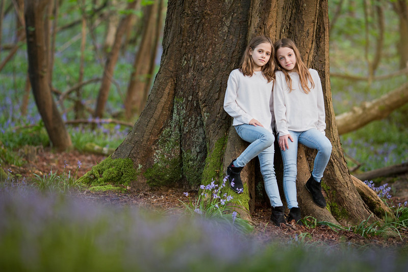 2018 - Family Norwood bluebell shoot 003