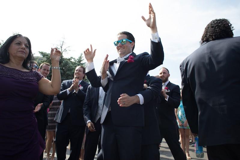 LeCapeWeddings Chicago Photographer - Renu and Ryan - Hilton Oakbrook Hills Indian Wedding -  477.jpg