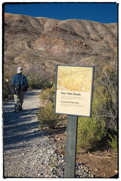 Big Bend National Park - Sam Nail Ranch