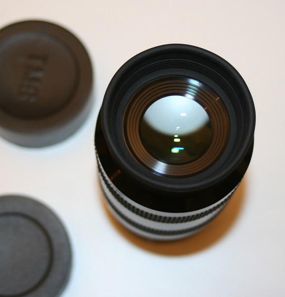 3omm Paragon eye lens.