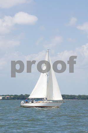 Miskel- Robert Dansby- Sail #45