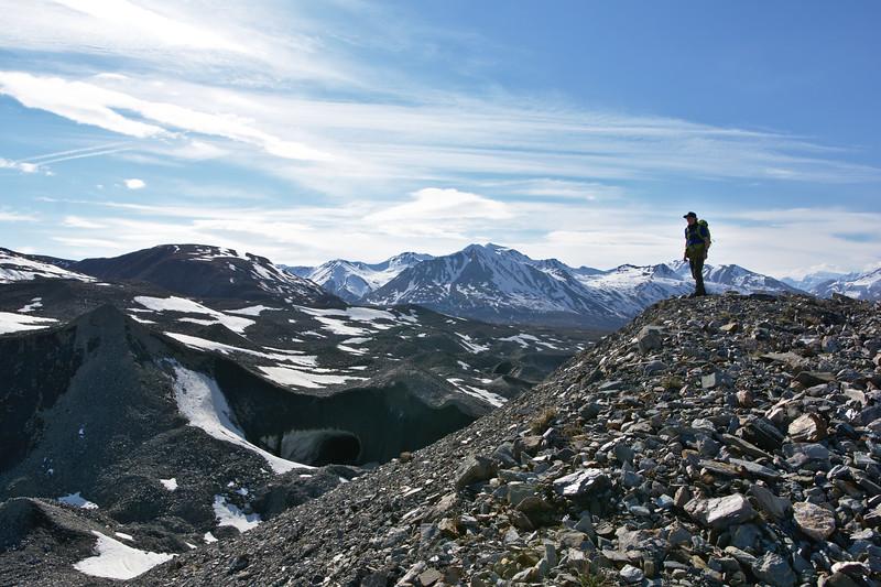 Walking the Moraine