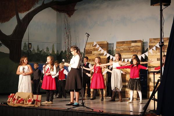 Kids Christmas Musical - Songs of Christmas