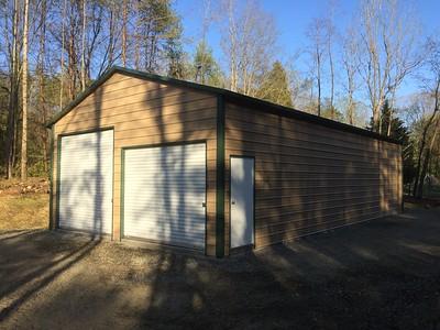 New Garage 2015