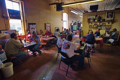 City Meat Market:  Giddings, Texas