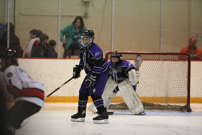 Game 3 - Ted Reeve Thunder vs Niagara Jr. Purple Eagles