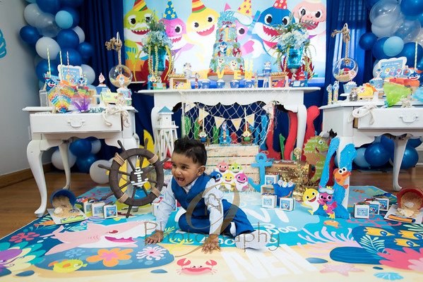 Iven turns one