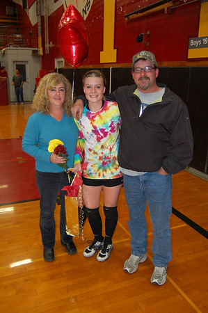 09 TDW VB vs Summit-Senior Night