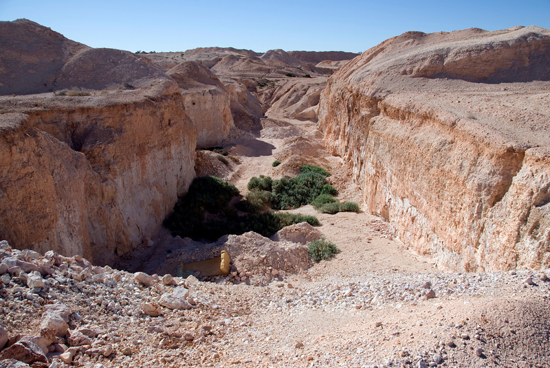 Open Pit Mine - Coober Pedy, South Australia
