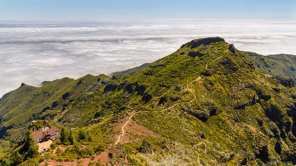 Madeira – Pico Ruivo