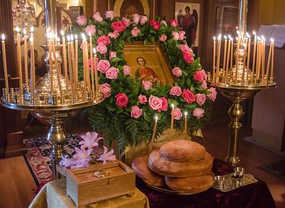 Feast of St. Panteleimon (2013)