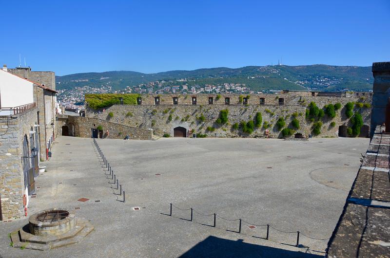 Castello di San Giusto. Trieste