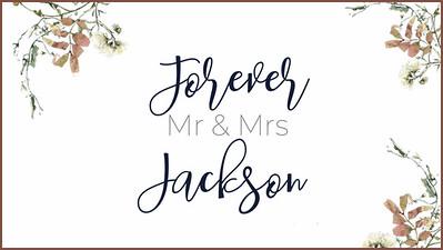 15.05 Forever Mr and Mrs Jackson