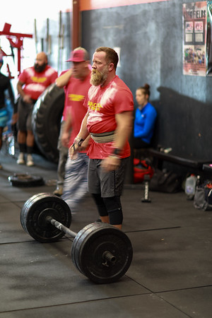 Cain Classic Strongman 2107