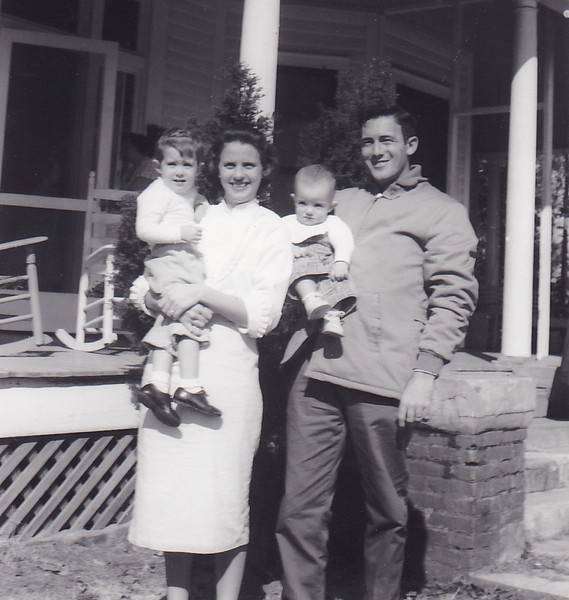 Cindy, Rachel, Roger & Terry Cannon