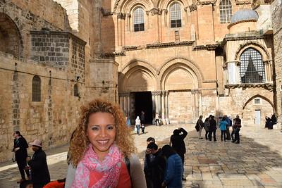 Santo Sepulcro Israel 2014