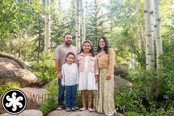 Vail Family Photos - Betty Ford Alpine Gardens - Zamora