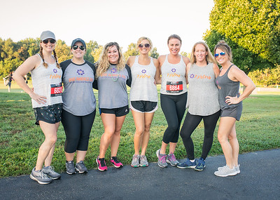 7 sisters opiod awareness run 10-6-2018