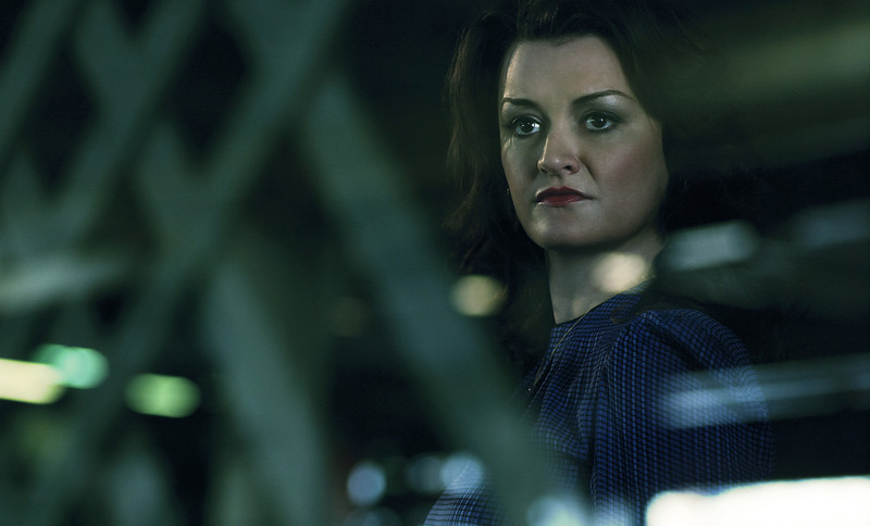 . THE AMERICANS - Pictured: Alison Wright as Martha Hanson. (Photo by Frank Ockenfels/FX)