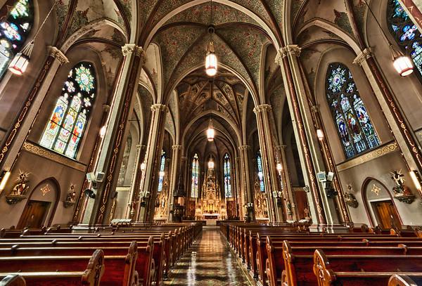 St. Francis De Sales Oratory Est. 1867