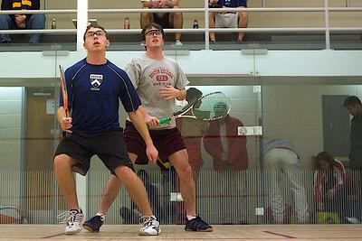 2010-02-19 Chris Wert (Kenyon) and Bill Glennon (Boston College)