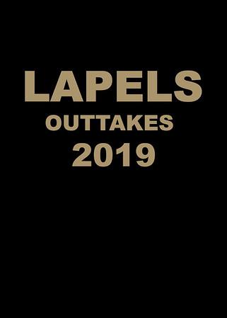 Lapels 2019 OutTakes