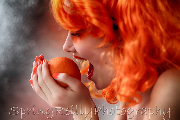 Teens-VL One Colour-Orange