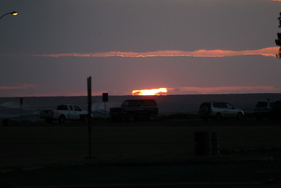 Sunrise Sandy Beach 2015