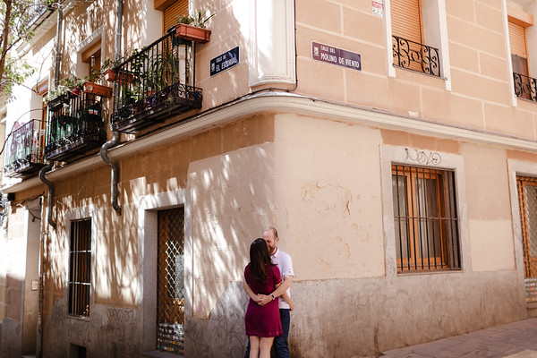 PREBODA MADRID