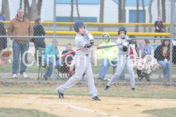 Freeport Aquin at Unity Christian baseball — March 17, 2016