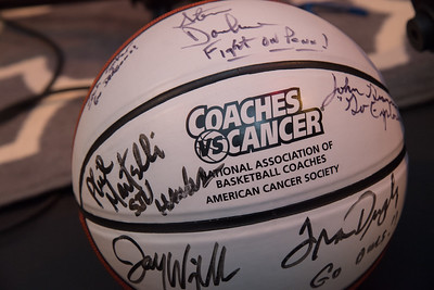 Joe Zahm Band fundraiser Coaches vs. Cancer