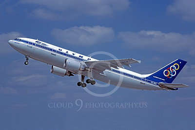 Olympic Airline Airbus A300 Pictures