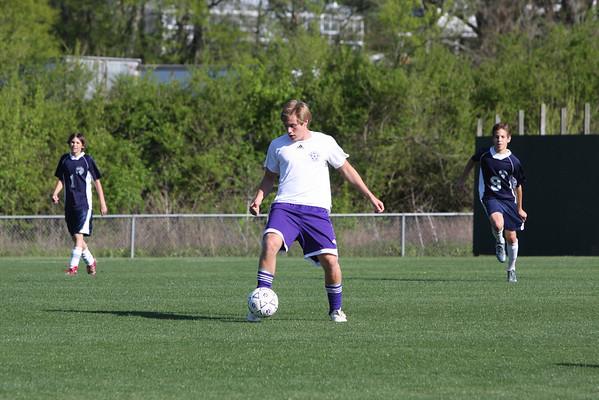 DS Varsity Soccer 4-15-08