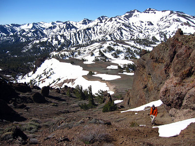 Sonora Pass/Eastern Sierra: June 18-20, 2010