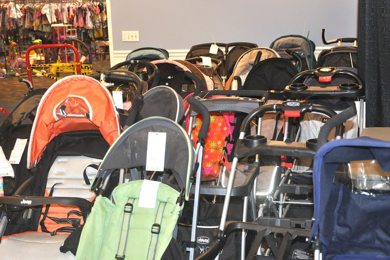 Lots of Strollers