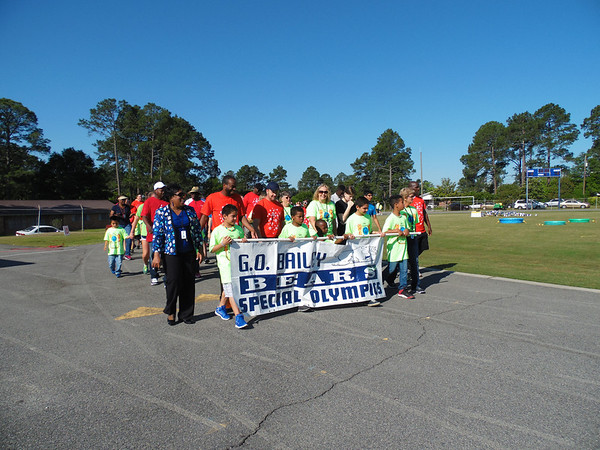 Special Olympics 5-6-2014