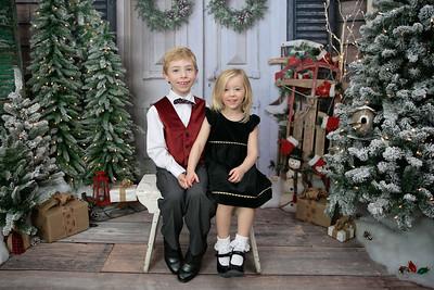 Matthew and Amelia