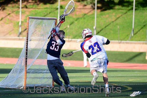 Playoff Game: Chaparral at Cherry Creek - May 11th 2016