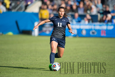 NCAA College Cup National Championship Game - Penn State Women v Duke 12-06-2015