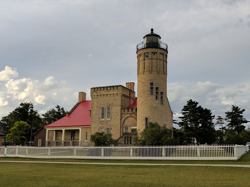 Mackinaw City Light