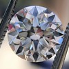 2.25ct Transitional Cut Diamond GIA J VS1 2