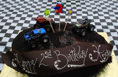 13, February 9th:  Hayden's 2nd Birthday