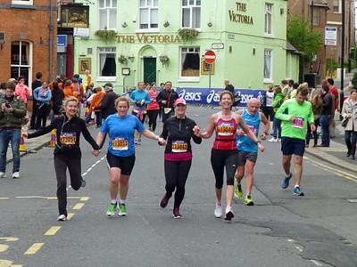 Manchester Marathon 6 April 2014
