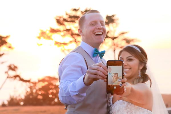 Aymee + Dylan Married