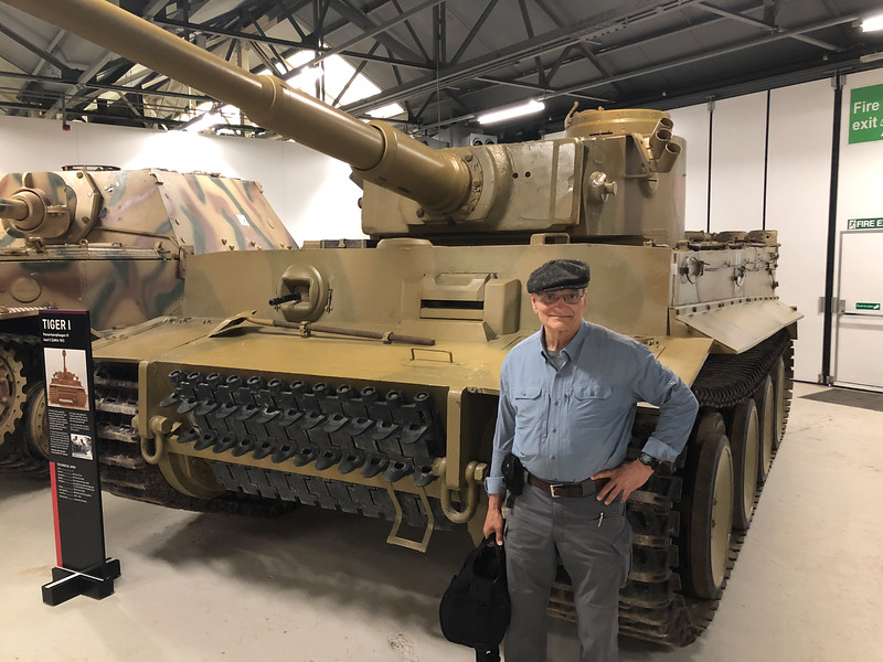 German WWII Tiger Tank