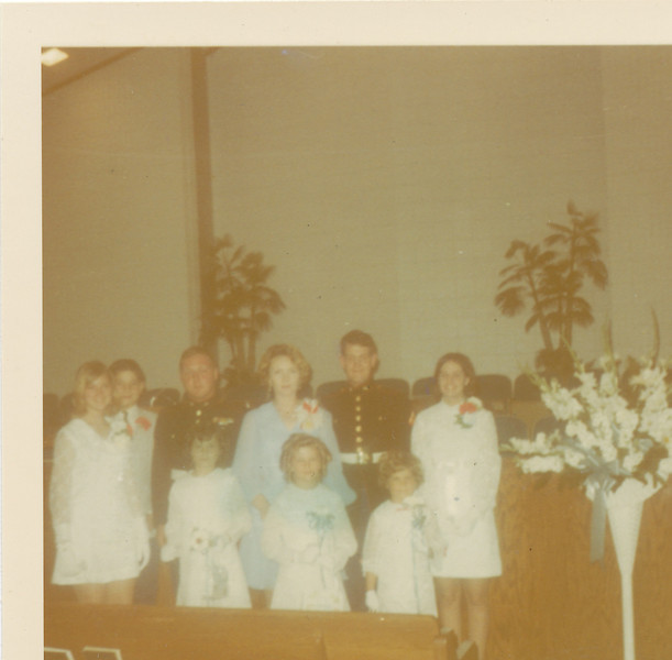 Wedding Day (Max, Lydia & Jane Sullivan, Jeanette, Jeff, Ramona, Shari & Annette Grant-Lydia's Children).jpg