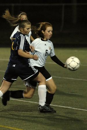LHS Girls Soccer 2007