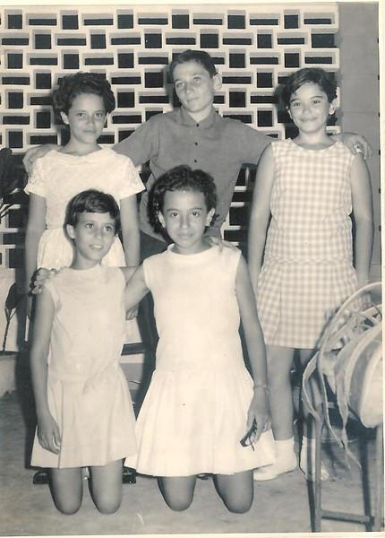 Linda Madureira, Luis Filipe Bastos, Manuela Maldonado, Vandinha Teixeira, Teresa Caetano