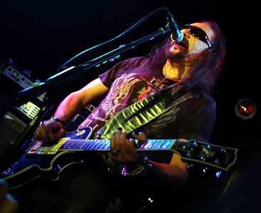 Ace Frehley @ the Viper Room in LA, 9/12/09